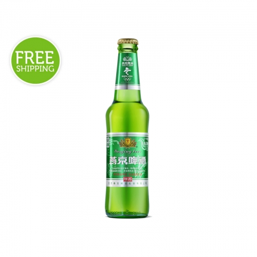 Yanjing Chinese Lager Beer 300ml (Case of 24)