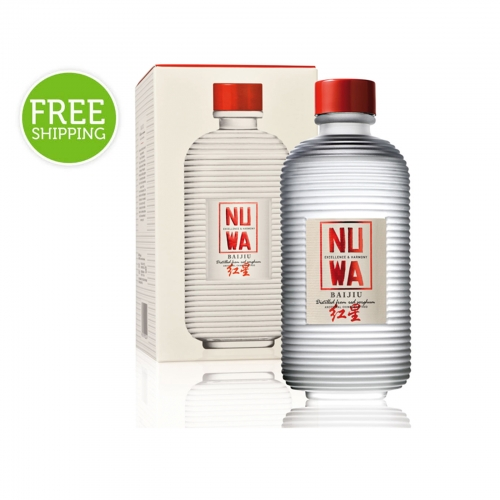 Red Star Nuwa Baijiu 42% 500mL